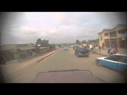 MBanza Congo Citydrive