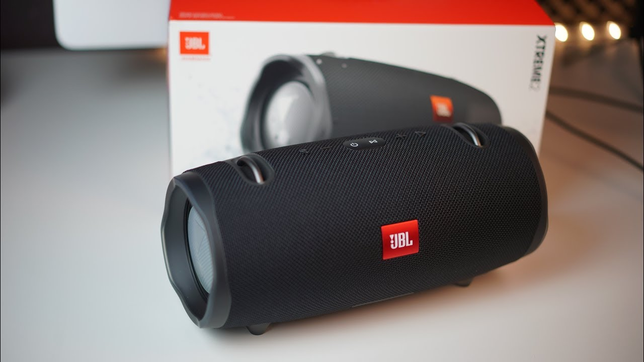 jbl xtreme 2 unboxing and first impressions youtube. Black Bedroom Furniture Sets. Home Design Ideas