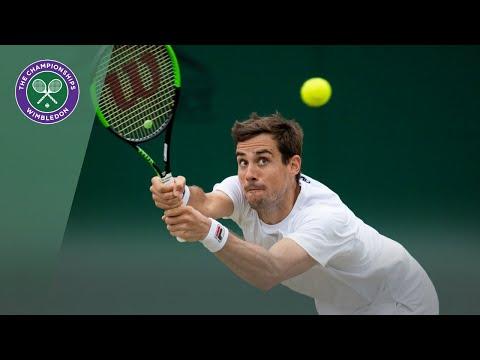 Match Point: Guido Pella vs Milos Raonic Wimbledon 2019