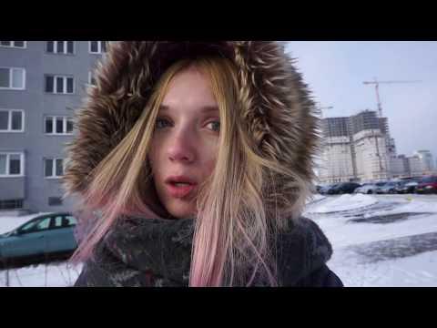 В Минске снег Как...