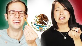 Americans Taste Test Mexican Snacks