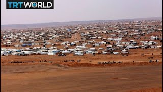 The War in Syria: Rukban refugee camp in desperate need of aid