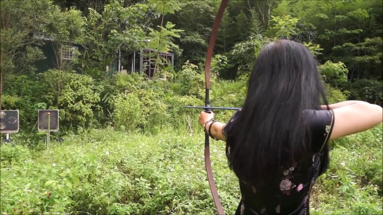 Shooting with Robinhood, Chinese style