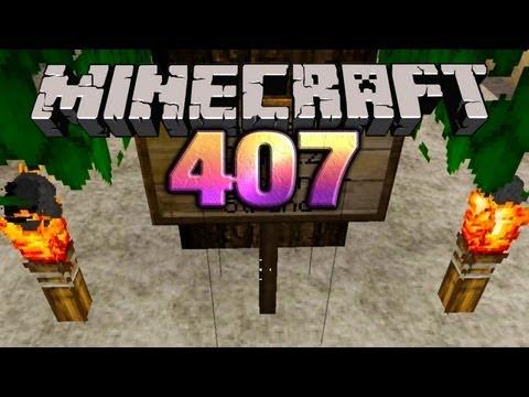 Lets Play Minecraft #407 Deutsch HD  Hurra! Die Rückreise!