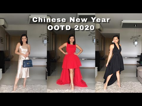 CNY 2020 Trendy Outfit Ideas - YouTube