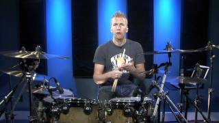 Intermediate Single Pedal Bass Drum Speed - Drum Lesson (DRUMEO)