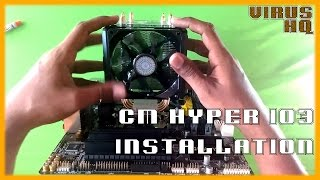cooler Master Hyper 103 installation guide