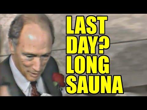 Trudeau Retires 1984
