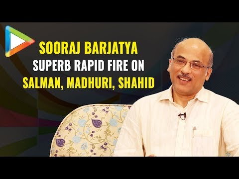 NOSTALGIC: Sooraj Barjatya's SUPERB Rapid Fire on Salman, Madhuri, Hrithik & Shahid Kapoor Mp3