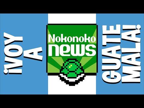 Nokonoko News | ¡Voy a Guatemala!