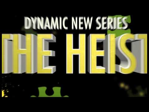 THE HEIST By Janet Evanovich And Lee Goldberg (Commercial)