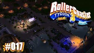 Rollercoaster Tycoon 3 [Soaked] [Wild] #017 - Probieren geht über studieren ★ Let
