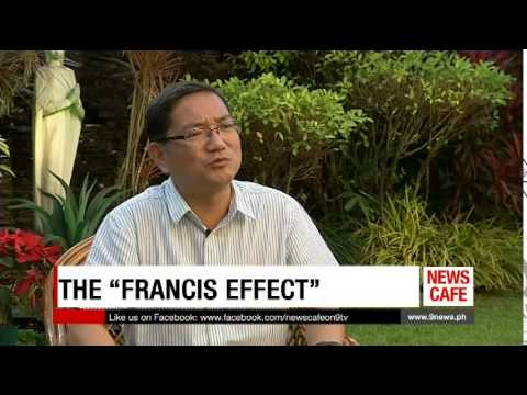 News Cafe Episode 113: The Francis Effect