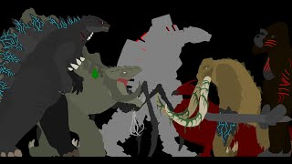 GODZILLA VS KONG - FULL MOVIE  ( PIVOT ANIMATION )