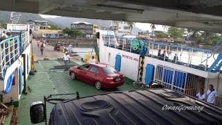 Ride Experience On a Philippines Ferry Boat - Cheap Travel