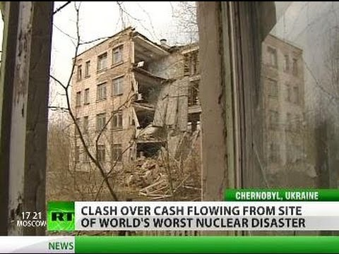 Radioactive Tourism: Chernobyl cash clash stops trips to dead zone