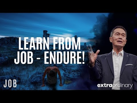 Learn From Job - Endure! - Peter Tan-Chi - Extraordinary