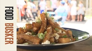 Traditional Canadian Poutine Recipe | Food Busker