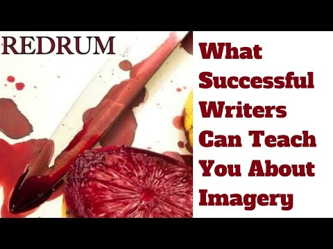 What Is Imagery? Examples Of Imagery From Great Writers