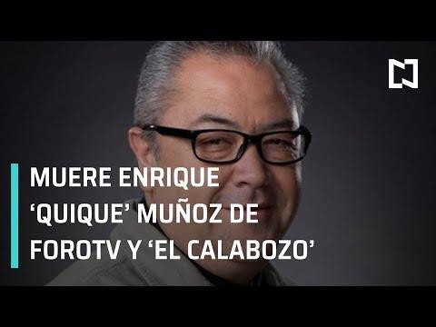 Fallece Enrique Muñoz, colaborador de Expreso de la Mañana - Las Noticias con Erik Camacho