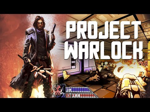 Doom + магия // Project Warlock #1