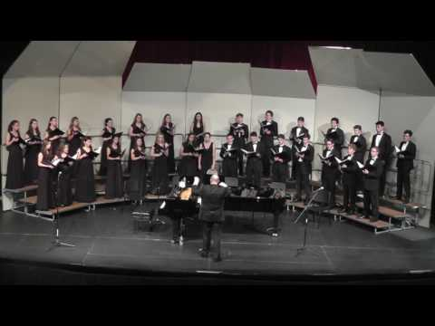 Leonardo Dreams of His Flying Machine: Whitacre - The Mastersingers of Archmere Academy 2016-2017