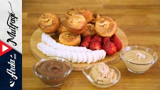 Kahvaltılak Puflar - Arda'nın Mutfağı