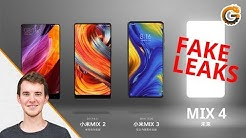 Xiaomi Mi Mix 4 Leaks: Fake News im Umlauf?