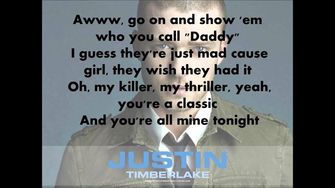 Suit and Tie Justin Timberlake feat. Jay-z lyrics - YouTube Justin Timberlake Suit And Tie Lyrics
