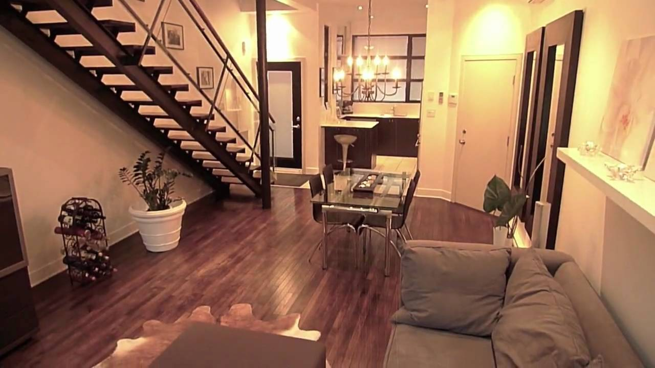 maison de ville condo vendre vieux montreal townhouse condo for sale old montreal youtube. Black Bedroom Furniture Sets. Home Design Ideas