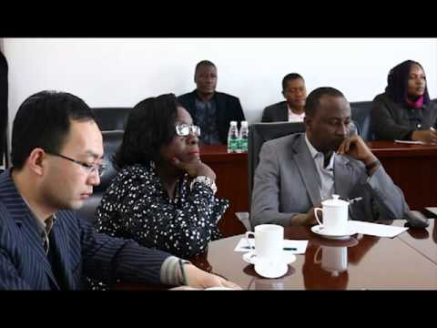 Minister of Finance and Minister of Transport Visits  Chinese Government