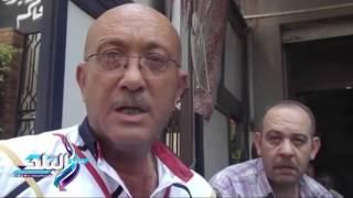 والد شهيد ميت غمر للرئيس: «حق ابني أمانة عندك» .. فيديو