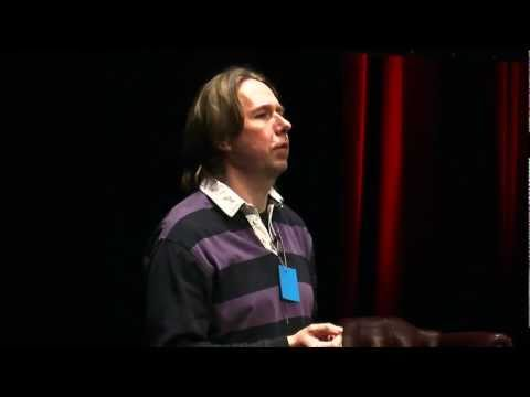 TEDxCardiff - Alastair Reynolds - Asking the Biggest Question