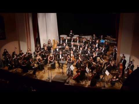 Мирослав Скорик-Мелодія (Диригує