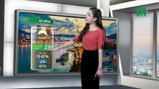 Thời tiết các thành phố lớn 16/10/2018:Hà Nội chuyển mưa rào, phổ biến ở mức từ 24-26 độ | VTC14