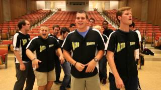UNC Achordants ICCA Submission 2012 - Who Knows Who Cares, Mrs. Orleans, Runaway