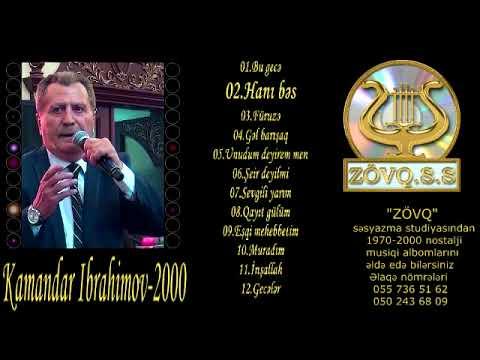 Kamandar Ibrahimov 2000  (full Compact Cassette Album2)
