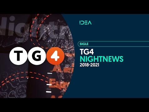 """TG4 - Sigle """"Nightnews"""" (2018)"""