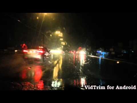 Baghdad Raining 28-1-2013