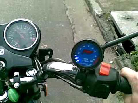 Honda Storm 125 Cc Llevada A 150 Cc Youtube