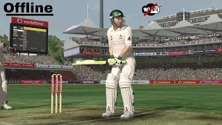 TOP 5 BEST CRICKET GAMES FOR ANDROID 2018 [ Be Unique ]