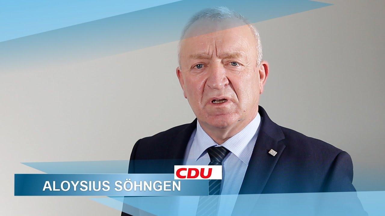 Aloysius Söhngen: Ich unterstütze Michael Ludwig