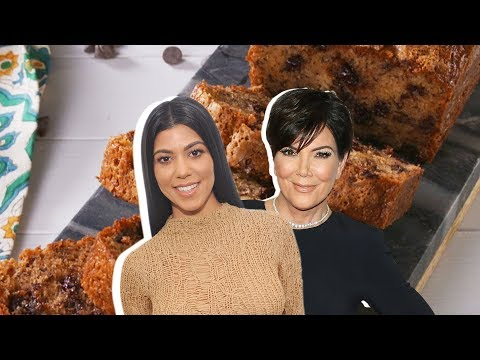 Kris Jenner Vs Kourtney Kardashian: Whose Banana Bread Is Better?