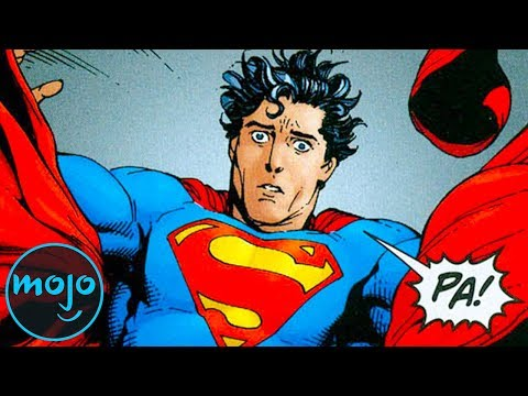 The 10 Greatest Superman Stories Ever Written