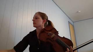 Sunday Concert: Violinist Emma Piazza