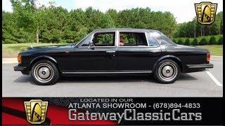 1984 Rolls Royce Silver Spur Stock: #840 ATL