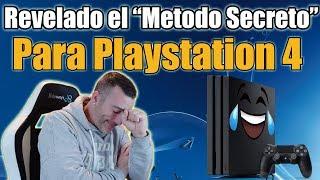 Metodo Secreto PS4 Revelado - WTF Que opinas Secreto? XD