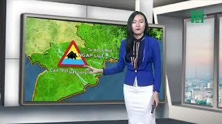 Thời tiết các thành phố lớn 23/10/2018: TP HCM ba ngày tới mưa dông sẽ có xu hướng gia tăng | VTC14