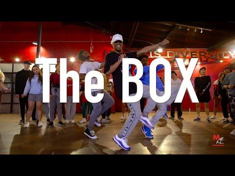 "Roddy Ricch - "" The Box"" | Phil Wright Choreography | Ig: @phil_wright_"
