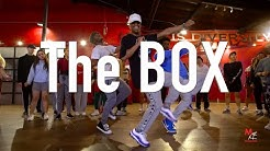 "Roddy Ricch - "" The Box""   Phil Wright Choreography   Ig: @phil_wright_"